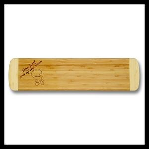 Naples Bamboo Bread Board
