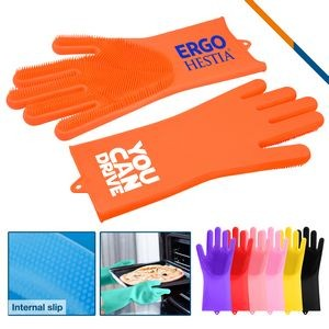 Mystic Silicone Gloves